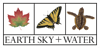 Earth Sky + Water Retina Logo
